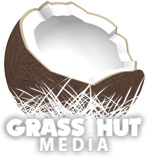 Grass Hut Media Logo