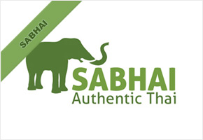 Sabhai Thai Logo Design