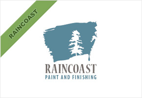 Raincoast Logo Design