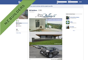 NZ Builders Facebook Page